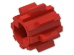 LEGO® Brick: Technic Gear 8 Tooth Reinforced Sliding (11955) | Color: Bright Red