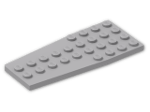 LEGO® Stein: Wing 4 x 9 (2413) | Farbe: Medium Stone Grey