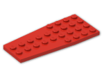 LEGO® Stein: Wing 4 x 9 (2413) | Farbe: Bright Red