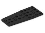 LEGO® Brick: Wing 4 x 9 (2413) | Color: Black