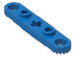 LEGO® Brick: Technic Rotor 2 Blade with 2 Studs (2711) | Color: Bright Blue