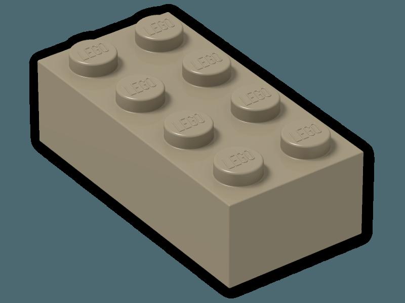 ID 3001 Yellow BULK Blocks Bricks 100 *NEW* LEGO 2x4 Bright Yellow