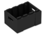 LEGO® Brick: Container Adventurers Chest (30150) | Color: Black