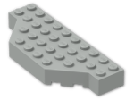LEGO® Brick: Brick 4 x 10 without Two Corners (30181) | Color: Grey