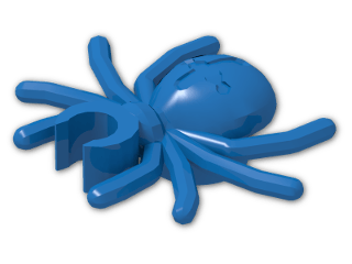 LEGO® Brick: Animal Spider (30238) | Color: Bright Blue