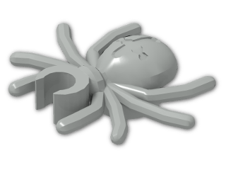 LEGO® Brick: Animal Spider (30238) | Color: Grey