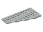 LEGO® Brick: Wing 6 x 12 Left (30355) | Color: Grey