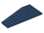 LEGO® Brick: Wing 6 x 12 Right (30356) | Color: Earth Blue
