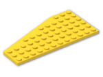 LEGO® Brick: Wing 6 x 12 Right (30356) | Color: Bright Yellow