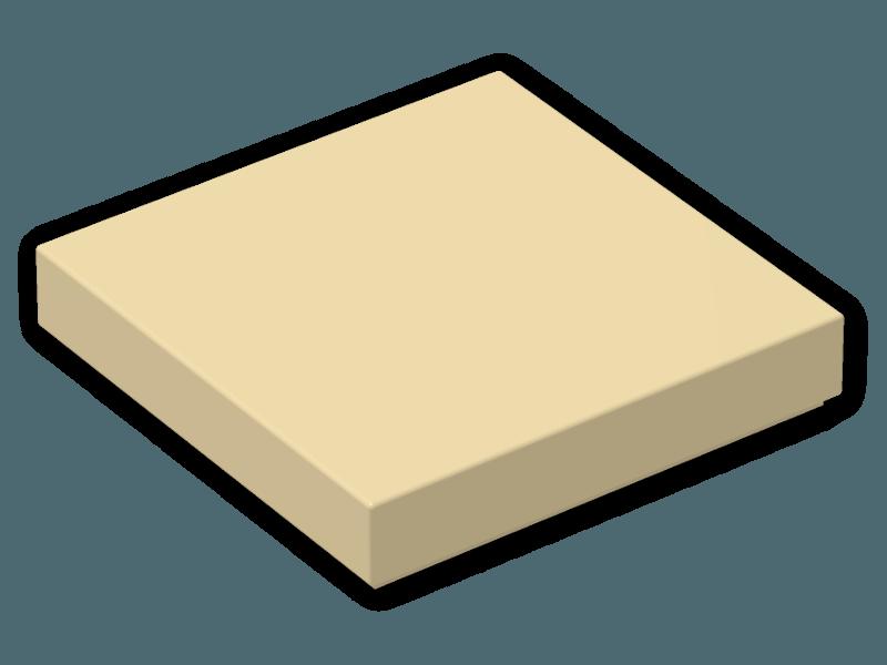 LEGO NEW Dark Pink Tile 2x2 Gold Cushion Pattern Lot x2 Pillow Flat Plate 3068b