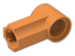 LEGO® Brick: Technic Angle Connector #1 (32013) | Color: Bright Orange
