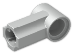 LEGO® Brick: Technic Angle Connector #1 (32013) | Color: Silver flip/flop