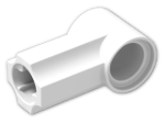 LEGO® Brick: Technic Angle Connector #1 (32013) | Color: White