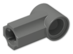LEGO® Brick: Technic Angle Connector #1 (32013) | Color: Dark Grey