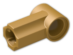 LEGO® Brick: Technic Angle Connector #1 (32013) | Color: Warm Gold