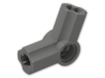 LEGO® Brick: Technic Angle Connector #5 (112.5 degree) (32015) | Color: Dark Grey