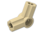 LEGO® Brick: Technic Angle Connector #5 (112.5 degree) (32015) | Color: Brick Yellow