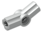 LEGO® Brick: Technic Angle Connector #3 (157.5 degree) (32016) | Color: Silver flip/flop