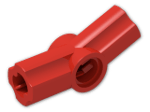 LEGO® Brick: Technic Angle Connector #3 (157.5 degree) (32016) | Color: Bright Red