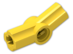 LEGO® Brick: Technic Angle Connector #3 (157.5 degree) (32016) | Color: Bright Yellow