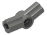 LEGO® Brick: Technic Angle Connector #3 (157.5 degree) (32016) | Color: Dark Grey