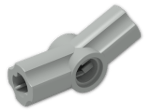 LEGO® Brick: Technic Angle Connector #3 (157.5 degree) (32016) | Color: Grey