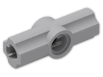 LEGO® Brick: Technic Angle Connector #2 (180 degree) (32034) | Color: Medium Stone Grey