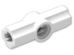 LEGO® Brick: Technic Angle Connector #2 (180 degree) (32034) | Color: White