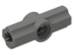 LEGO® Brick: Technic Angle Connector #2 (180 degree) (32034) | Color: Dark Grey