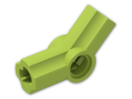 LEGO® Brick: Technic Angle Connector #4 (135 degree) (32192) | Color: Bright Yellowish Green