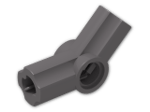 LEGO® Brick: Technic Angle Connector #4 (135 degree) (32192) | Color: Dark Stone Grey