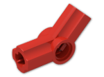 LEGO® Brick: Technic Angle Connector #4 (135 degree) (32192) | Color: Bright Red