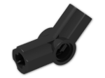 LEGO® Brick: Technic Angle Connector #4 (135 degree) (32192) | Color: Black