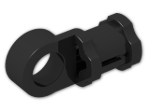 Technic Connector Toggle Joint Smooth 32126 - Black