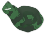 LEGO® Stein: Animal Frog (33320) | Farbe: Transparent Green