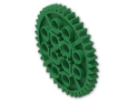 LEGO® Brick: Technic Gear 40 Tooth (3649) | Color: Dark Green