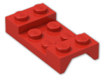LEGO® Brick: Car Mudguard 2 x 4 (3788) | Color: Bright Red