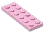 LEGO® Stein: Plate 2 x 6 (3795) | Farbe: Light Purple