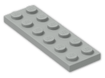 LEGO® Brick: Plate 2 x 6 (3795) | Color: Grey