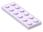 LEGO® Brick: Plate 2 x 6 (3795) | Color: Lavender