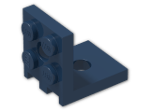 LEGO® Stein: Bracket 2 x 2 - 2 x 2 Up (3956) | Farbe: Earth Blue