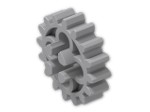 LEGO® Brick: Technic Gear 16 Tooth (4019) | Color: Medium Stone Grey
