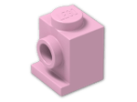 LEGO® Brick: Brick 1 x 1 with Headlight (4070) | Color: Light Purple