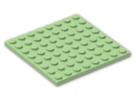 LEGO® Stein: Plate 8 x 8 (41539) | Farbe: Medium Green