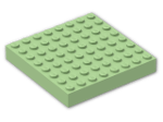 LEGO® Brick: Brick 8 x 8 (4201) | Color: Medium Green