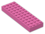 LEGO® Brick: Brick 4 x 12 (4202) | Color: Bright Purple