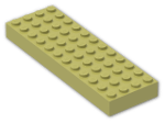 LEGO® Brick: Brick 4 x 12 (4202) | Color: Cool Yellow