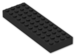 LEGO® Brick: Brick 4 x 12 (4202) | Color: Black