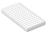 LEGO® Brick: Brick 8 x 16 (4204) | Color: White