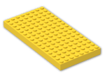 LEGO® Brick: Brick 8 x 16 (4204) | Color: Bright Yellow